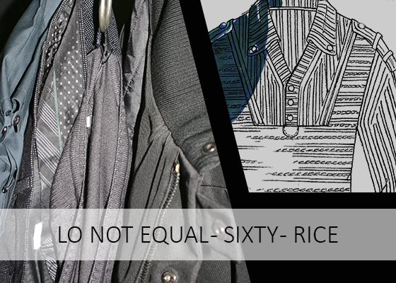 GAZZARRINI, LO NOT EQUAL – SIXTY – RICE